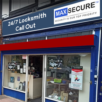 Locksmith store in Hackney